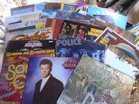 "Collection of 115 Vinyl Lps inc The Who, Bob James & 125 7"" Singles - The Beatles/T-Rex, Pop,Rock"