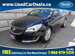 2015 Buick Regal Turbo Htd Lthr Fully Equipped Alloys