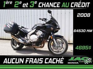 2008 Honda CBF1000A 29.99$ Tout tout tout inclus