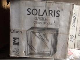 SOLARIS GLASS BLOCKS bargain