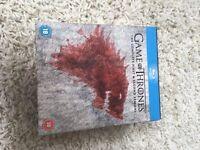 Game of Thrones Season 1 and 2 Blu Ray Box Set