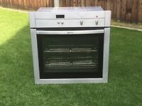 Neff slide+hide electric oven