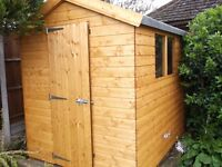 8x6 Apex Shed For Sale