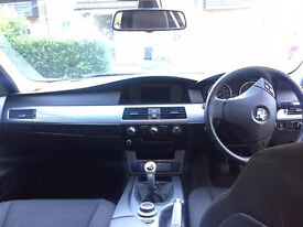 BMW 5 SERIES 2.0 520d SE 4dr - MUST SELL - Lowered Price