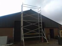 boss scaffold tower