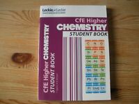 Higher Chemistry CfE Student Book
