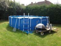 15ft Swimming pool