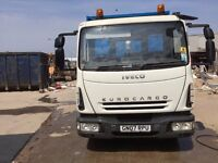 Iveco Eurocargo for parts or need new engine