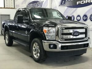 2016 Ford Super Duty F-350 SRW SuperCab Lariat 6.7L PowerStroke