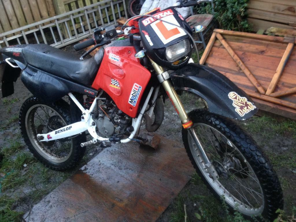 derbi senda 50cc 1997 model in bradford west yorkshire gumtree. Black Bedroom Furniture Sets. Home Design Ideas
