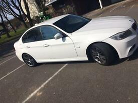 BMW M SPORT 2010 [60] DIAMOND WHITE 168BHP