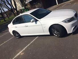 BMW M SPORT 2010 [60] DIAMOND WHITE 168BHP