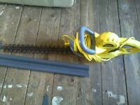 Challenge electric hedge trimmer for sale