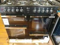Flavel dual fuel Range Cooker 1m wide