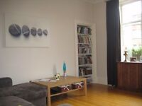 one bed flat/small garden to front/shared rear garden