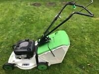Etesia petrol lawnmower 2014