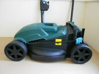 Mcgregor 33cm Corded Rotary Lawnmower- 1200w