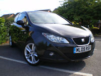 * SEAT IBIZA 1.4 16V Sport Coupe 5 SPEED 3dr * COVERD 53K *12 MONTHS MOT * 6 Months WARRANTY *