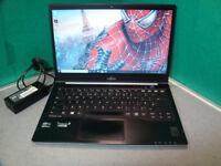 "Fujitsu Lifebook U772 - Core i5 - Slim Ultrabook - 4gb - 128GB SSD - 14"" Screen"
