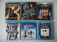 NEW Blu-ray Movies only £5 each