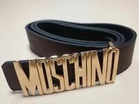 Moschino belts