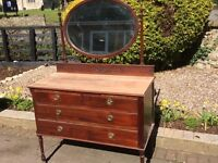 Vintage Dressing Chest/Table