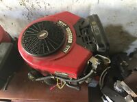 16hp Briggs and Stratton twin cylinder engine