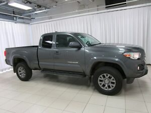 2016 Toyota Tacoma TEST DRIVE TODAY!!! SR5 4x4 EDTN EXT CAB 2DR