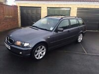 2003 BMW 318I SE TOURING ESTATE FULL SERVICE HISTORY FULL MOT GREAT CONDITION