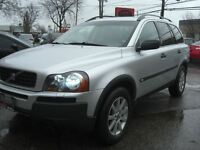 2004 Volvo XC90 T6 AWD SR *Leather / Sunroof*