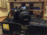Nikon D3000 DSL camera