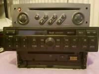 Car stereo for sale one audi A3 A4 a6 orgunall one Renault and sony no front