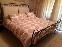 """Super King Size bed 6'0"""" 185cm"""