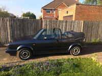 Mk1 Golf GTi Convertable for sale