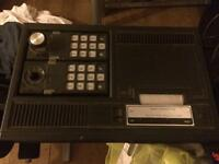 CBS colecovision video game system