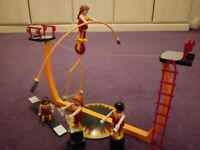 Playmobil Tightrope