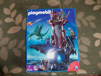 Playmobil Dragon tower / castle