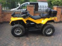 Can Am outlander max 800 r