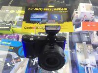 Samsung NX3300 Camera 20.3M APS-C CMOS SENSOR 16-50mm Power Zoom
