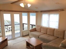 BK Caprice 36x12 3 bed 2008 DG&CH £10,950 mobile home static caravan for sale luxury modern stylish