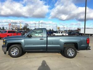 2014 Chevrolet Silverado 1500 Long Box