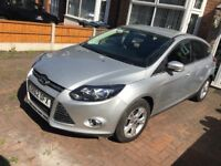 Ford Focus zetec 1.0 eco boost 2012