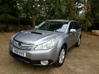 2010 Subaru Outback FSH LEATHER EXELLENT CONDITION