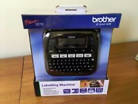 Brother P-Touch D210 Labelling Machine - New