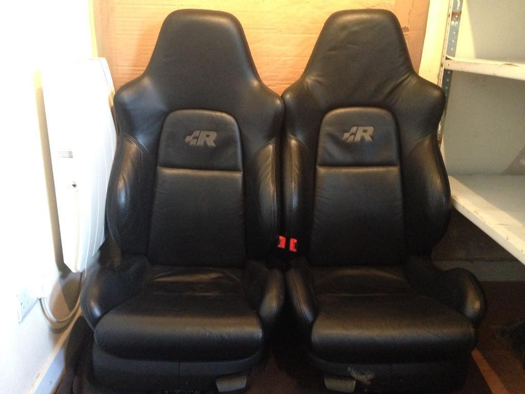 Volkswagen Golf Mk4 R32 Interior Full Black Leather Konig