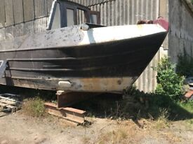 57ft Narrowboat project