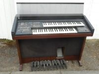 Yamaha Electone HE-8W electric organ