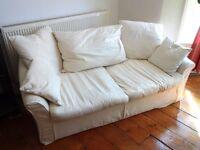 Free White Sofa / URGENT