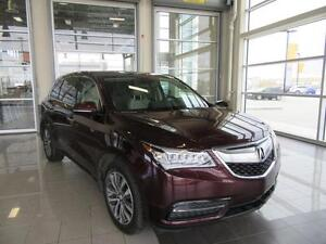 2015 Acura MDX Technology Package SH-AWD, DVD, NAVIGATION, BL...