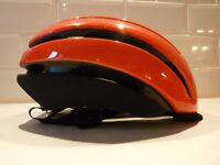 Giro Aspect Cycle Helmet, Glowing Red, Size Large